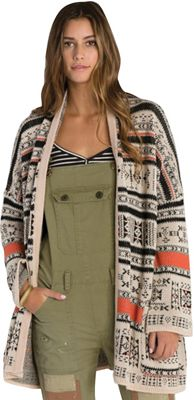 Billabong Women's Aztec Trek Cardigan