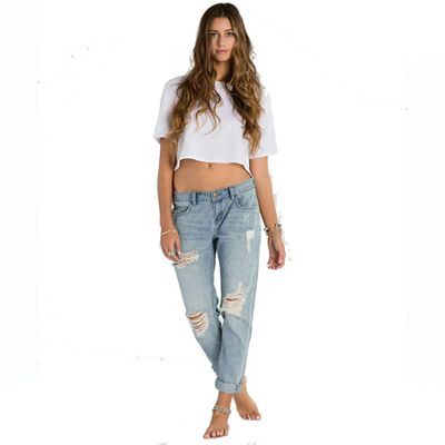 Billabong Women's New Boy Jean