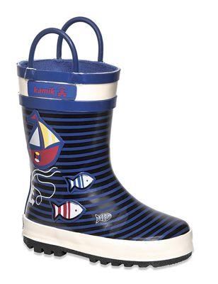 Kamik Kids' Ahoy Boot
