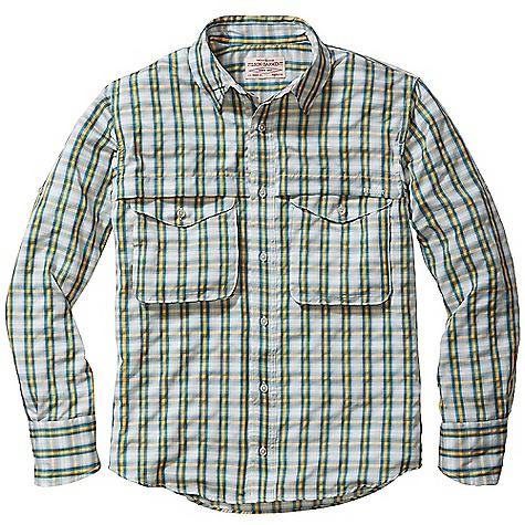 Filson usa for Jawbone fishing shirts