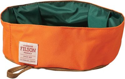 Filson Wide Dog Bowl