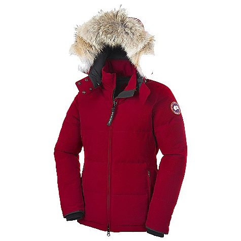 Canada Goose Women's Chelsea Parka Red