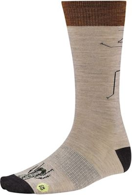 Smartwool Charley Harper Asiatic Walking Stick Sock
