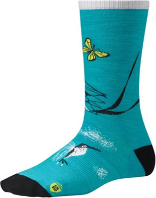Smartwool Charley Harper Scissor-Tailed Fly Catcher Sock