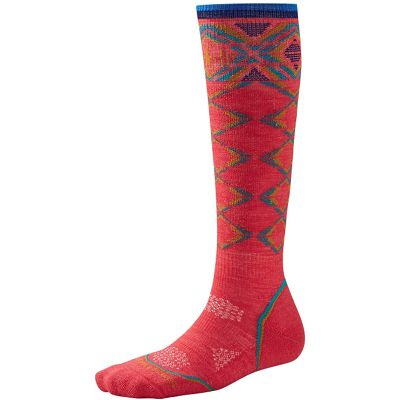 Smartwool Women's PhD Ski Light Pattern Sock