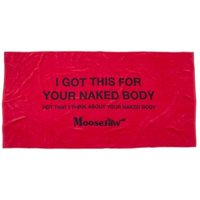 Moosejaw Towel