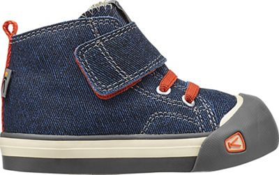 Keen Kid's Coronado High Top Leather Shoe