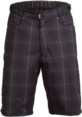 Zoic Men's Ether Plaid Short