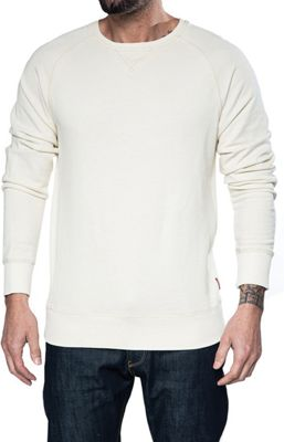 Jeremiah Men's Armstrong Sunwashed French Terry Crew Top