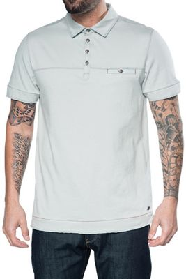 Jeremiah Men's Owen Jersey Polo Shirt