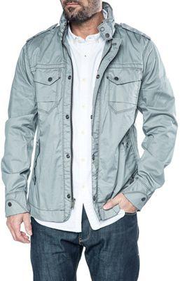 Jeremiah Men's Portland Coated Twill Jacket