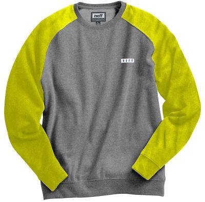 Neff Daily Fleece Crew Sweatshirt - Men's