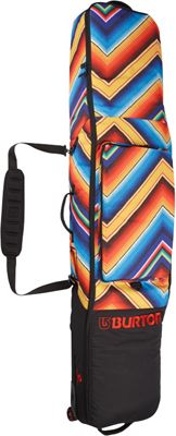 Burton Wheelie Gig Snowboard Bag Fish Blanket Print 146cm
