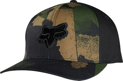 Fox Men's Carnage Camo Flexfit Hat