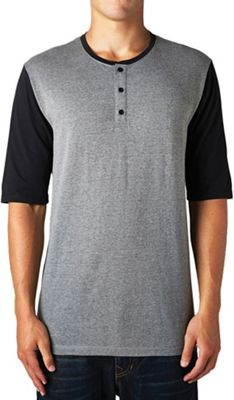 Fox Men's Gamble SS Henley