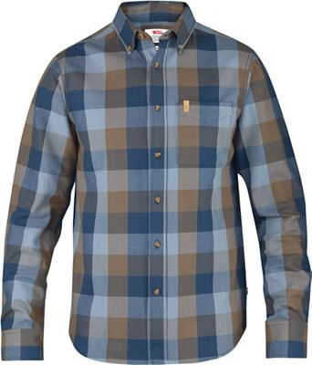 Fjallraven Men's Ovik Big Check LS Shirt