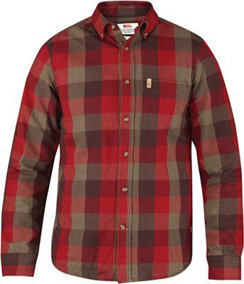 Fjallraven Men's Ovik Big Check LS Shirt