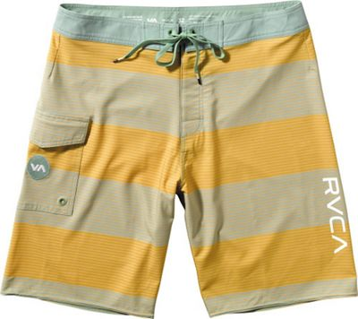 RVCA Civil Stripe 20in Boardshorts - Men's