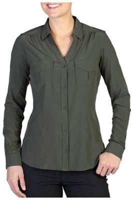 ExOfficio Women's Camina Trekr LS Shirt