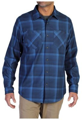 ExOfficio Men's Geode Flannel LS Shirt