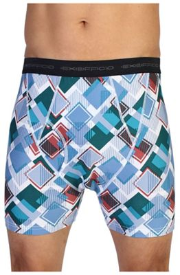 ExOfficio Men's Give-N-Go Printed Boxer Brief
