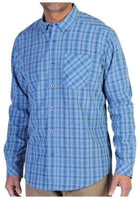 ExOfficio Men's Pisco Plaid LS Shirt