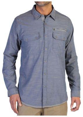 ExOfficio Men's Tivoli Chambray LS Shirt