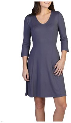 ExOfficio Women's Wanderlux 3/4 Sleeve Dress