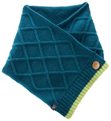 Ibex Women's Button Scarf