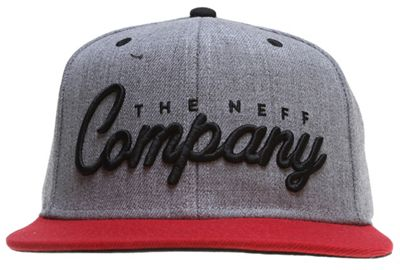 Neff The Company Snapback Cap - Men's