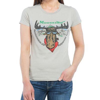 Moosejaw Women's Classic Classic Moose SS Tee