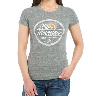 Moosejaw Women's Takashi Mountainousnessity SS Tee