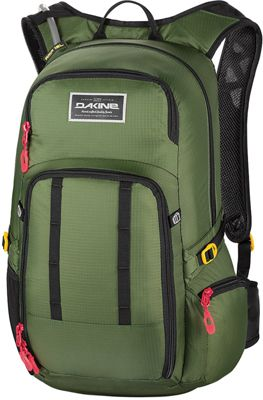 Dakine Men's Amp 18L Hydration Pack With Reservoir