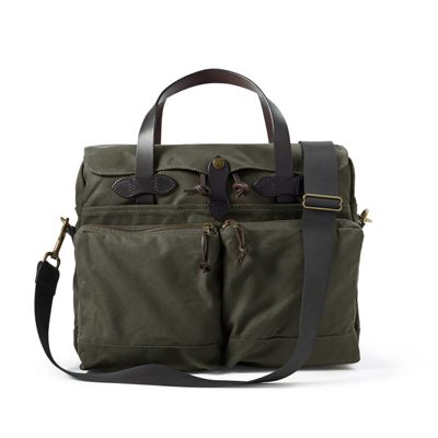 Filson 24 Hour Briefcase With Charger