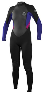 O'Neill Women's Bahia LS 3/2MM Full Suit