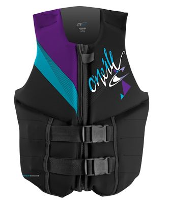 O'Neill Women's Reactor 3 USCG Vest