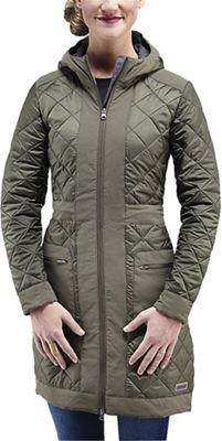 Merrell Women's Lahti Long MicroQuilt Jacket