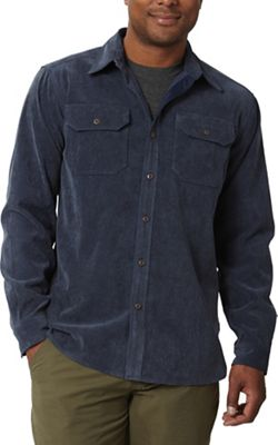 Royal Robbins Men's Grid Cord LS Shirt