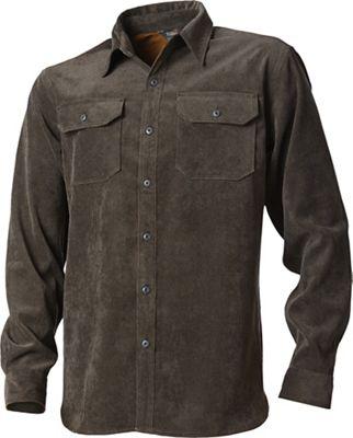 Royal Robbins Men's Grid Cord LS Shirt