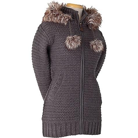 Laundromat Women's Juneau Sweater New Charcoal