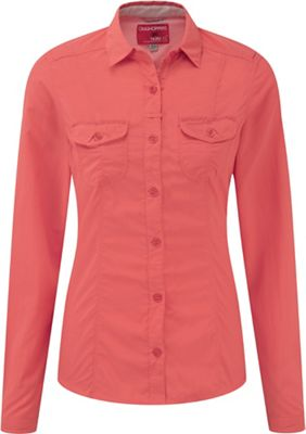Craghoppers Women's Nosilife Darla LS Shirt