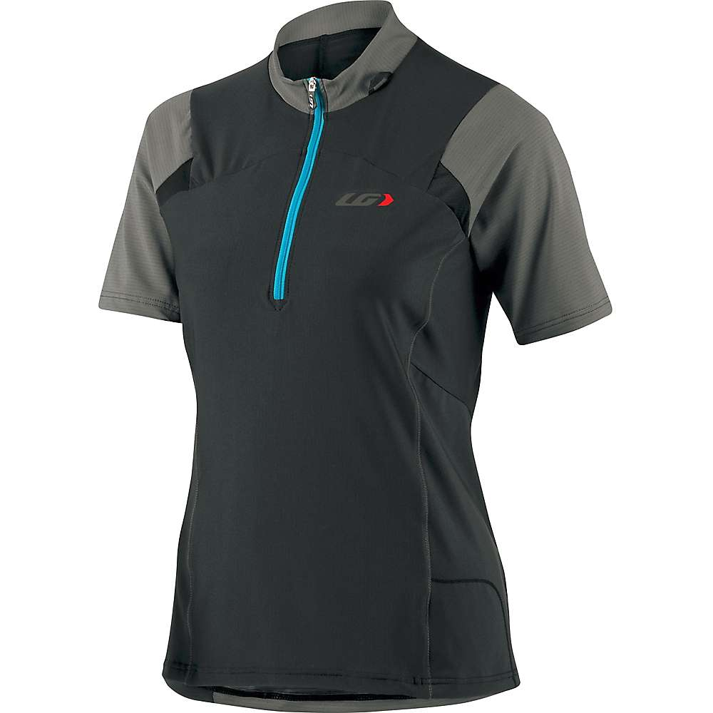 Louis Garneau Women's Epic Jersey - XXL - Black / Grey