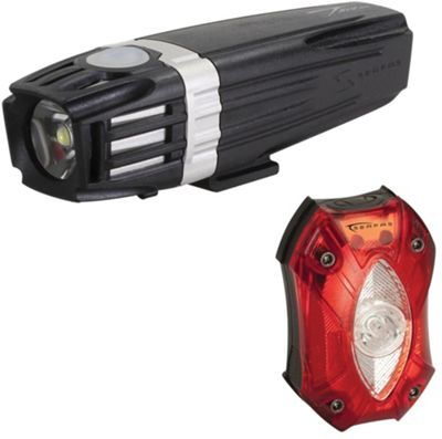 Serfas CP-R2 505/60 Lumen Headlight/Taillight Combo