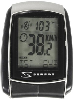 Serfas SI-30 15 Function Wireless Bike Computer