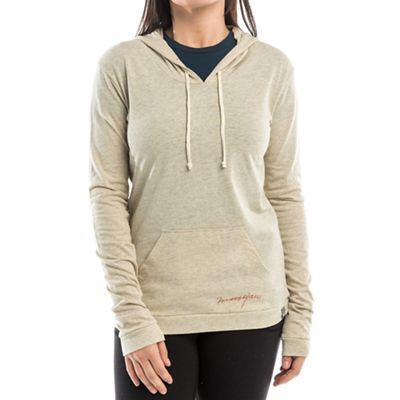 Moosejaw Women's Floral Critter Tri-Blend Pullover Hoody