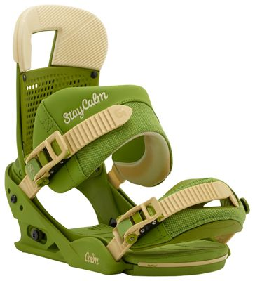 Burton Stay Calm Snowboard Bindings - Men's