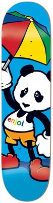 Enjoi Cartoon Panda R7 Skateboard