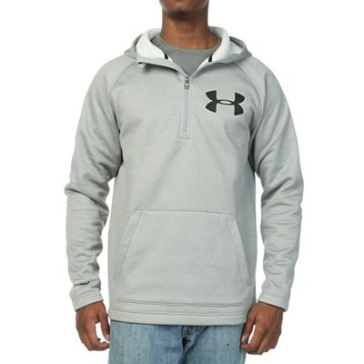 Under Armour Men's Coldgear Infrared Beacon Anorak Hoody