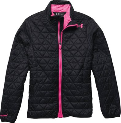 Under Armour Girl's ColdGear Infrared Micro Jacket
