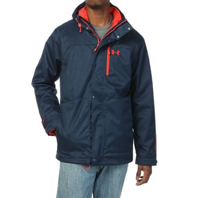 Under Armour Men's ColdGear Infrared Porter 3-In-1 Hoody Jacket